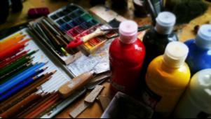 Malen & Zeichnen (ab 12J.) 16-17:30 Uhr